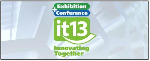 IT13 Logo