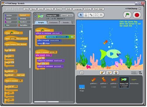 Scratch Screen