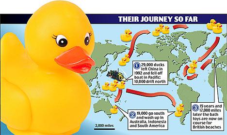 Olliebray rubber ducks circumnavigate the globe teaching ocean duckgpx2706468x280 fandeluxe Image collections
