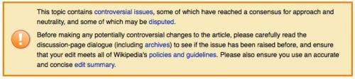 Wikipedia edit 1