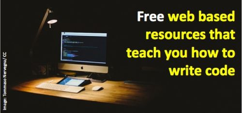 Free Coding resources