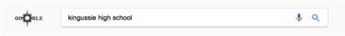 KHS Google Search