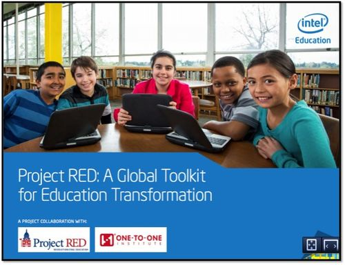Project Red Cover