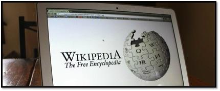 Wikipedia Banner