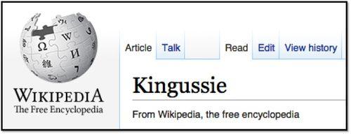 Wikipedia tabs