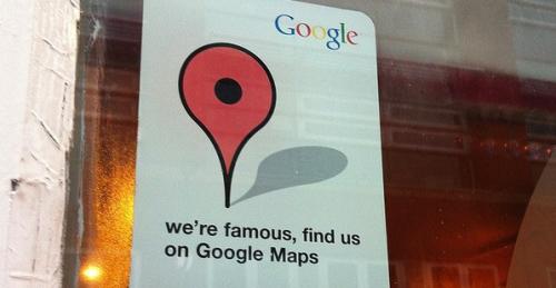 Famous_on_GoogleMaps