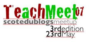 Teachmeet07